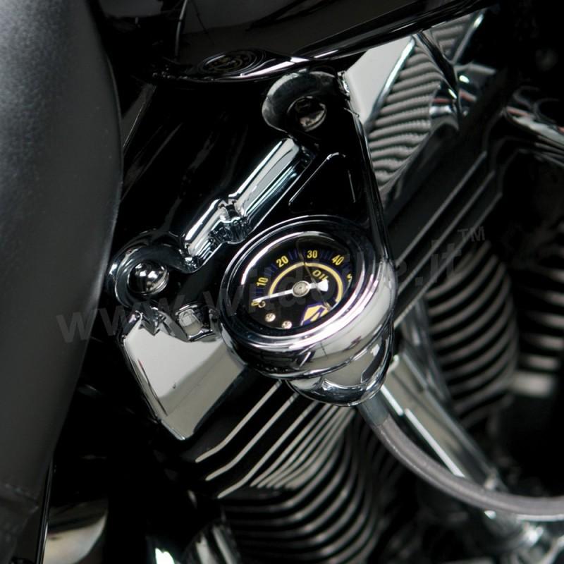 Pression D Huile Jauge Kit Chrome Arlen Ness Harley