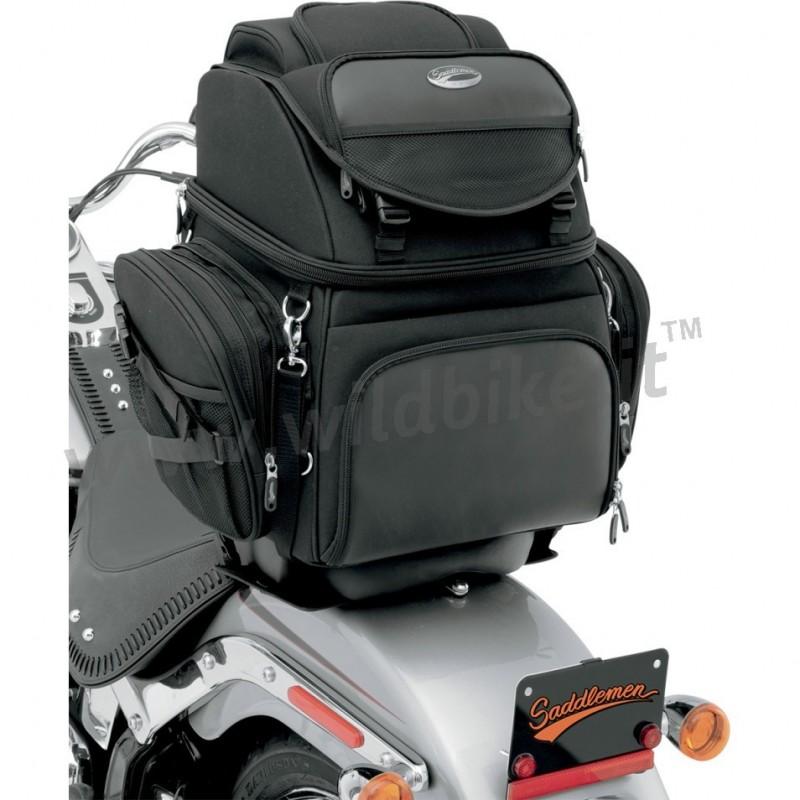 sac de voyage br3400 combination pour moto custom et harley davidson. Black Bedroom Furniture Sets. Home Design Ideas