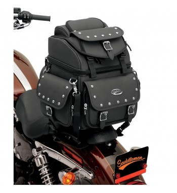 doppel taschen rucksack taschen 2 wildbike accessori per moto custom e harley davidson. Black Bedroom Furniture Sets. Home Design Ideas