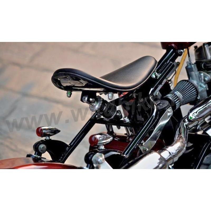 mini ammortizzatore da 4 per selle monoposto moto custom e harley davidson. Black Bedroom Furniture Sets. Home Design Ideas