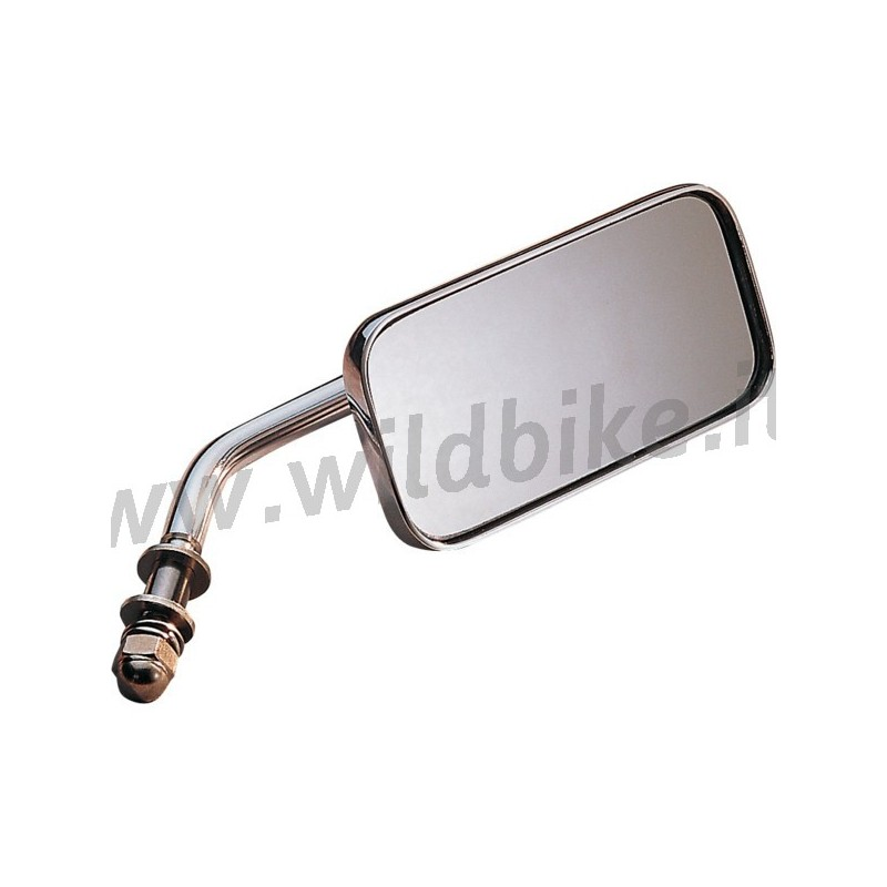 Miroir rectangulaire personnalis e moul pour harley davidson for Miroir tow n see