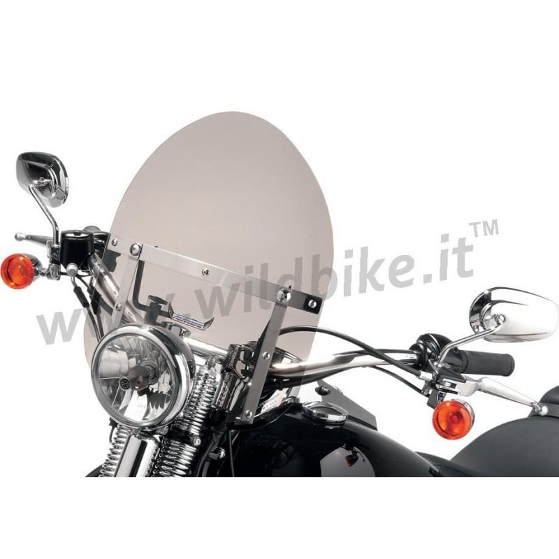 Mini Bike Windshield : Mini police motorcycle windshield kawasaki en