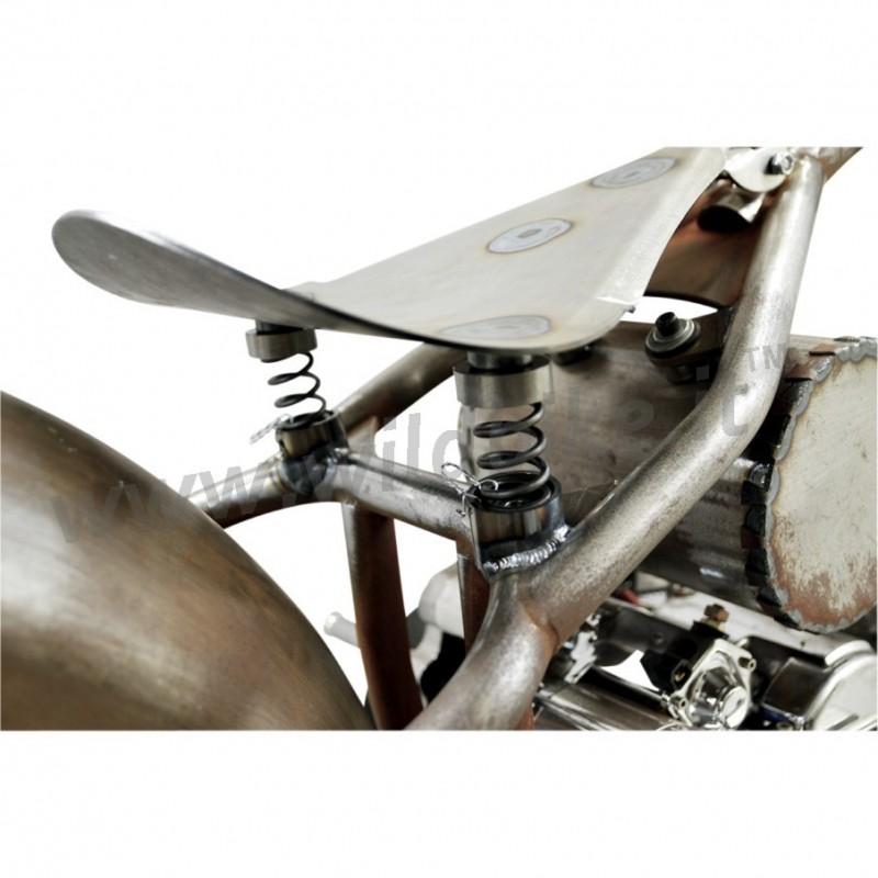 kit di installazione molle selle monoposto moto custom e harley. Black Bedroom Furniture Sets. Home Design Ideas