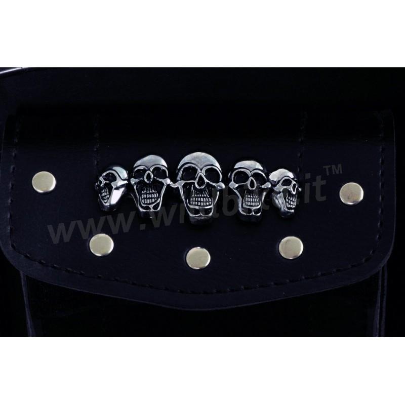 Skull badge decoration tuning harley davidson and custom for Decoration maison harley davidson