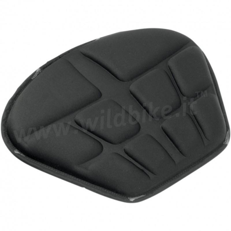coussin de gel m moire tech pour selles de moto taille l. Black Bedroom Furniture Sets. Home Design Ideas
