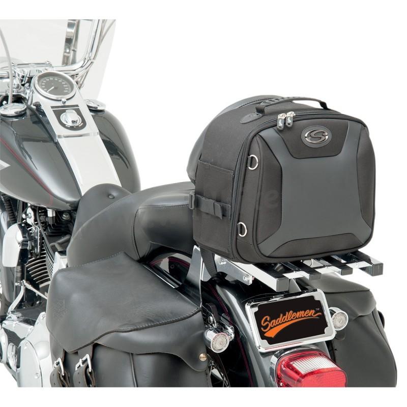sac de voyage sport ftb1000 pour sissybar porte bagage moto custom et harley. Black Bedroom Furniture Sets. Home Design Ideas