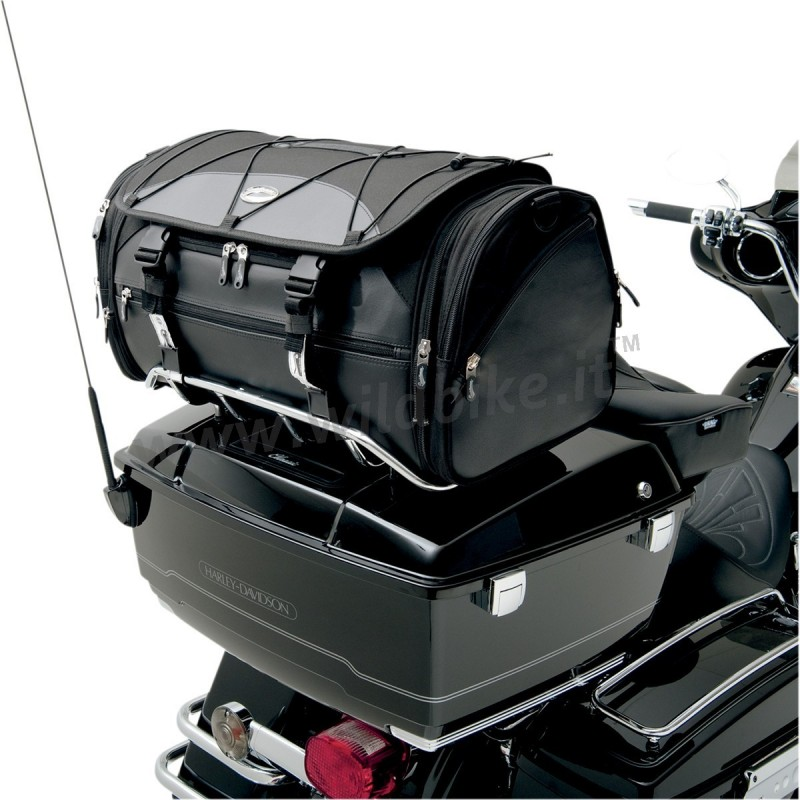 tr3300 travel case sac de luxe porte bagage moto custom et harley davidson. Black Bedroom Furniture Sets. Home Design Ideas