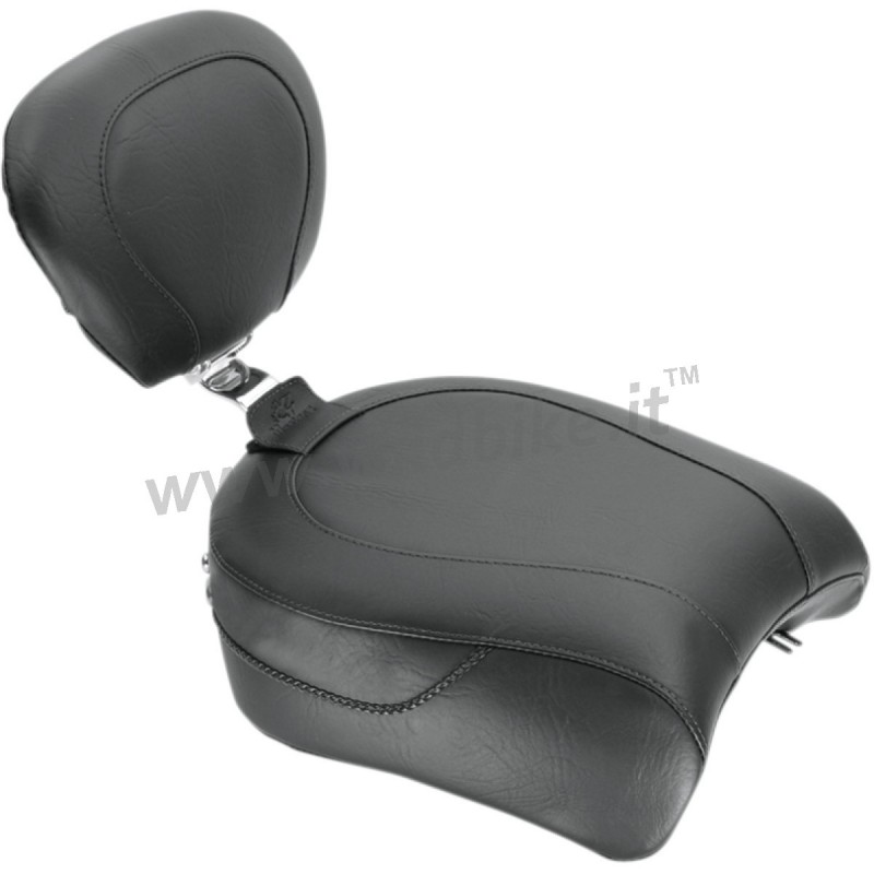 Mustang Vintage Touring Passenger Seat W Backrest For