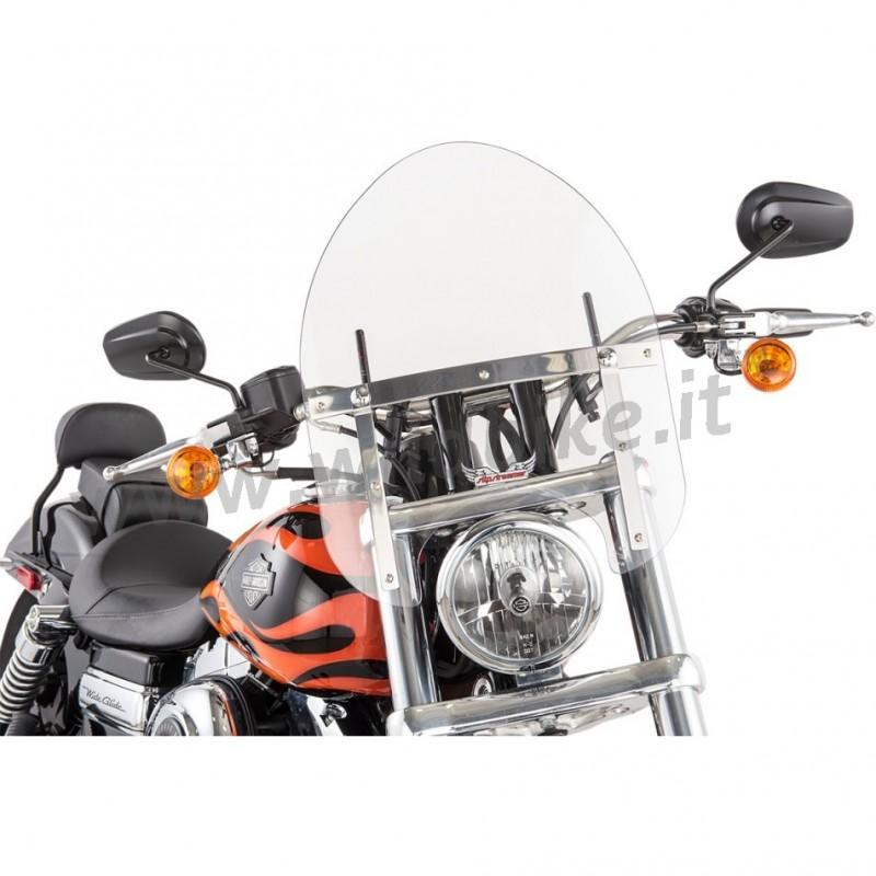Mini Bike Windshield : Mini police motorcycle windshield kawasaki vn