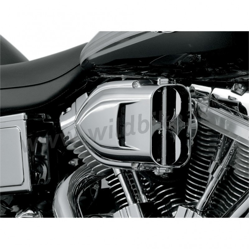 Harley Davidson Air Filter Kits : Air cleaner pro r hypercharger box kit harley davidson xl