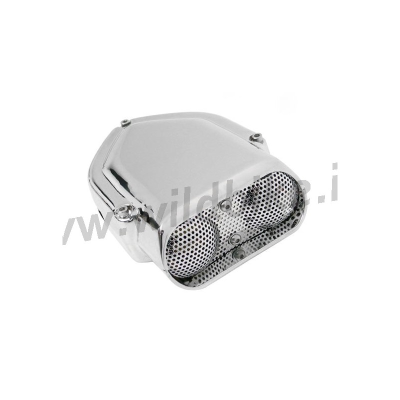 Harley Davidson Air Filter Kits : Air filter kit box v charger high power harley davidson xl
