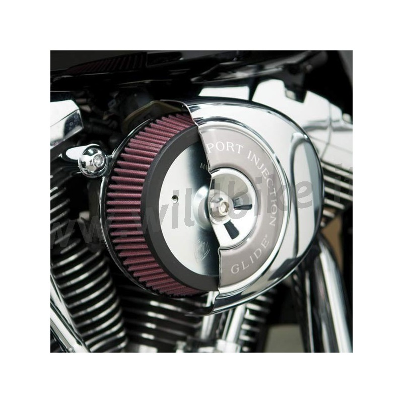 Harley Davidson Air Filter Kits : Air filter kit arlen ness big sucker stage i oem