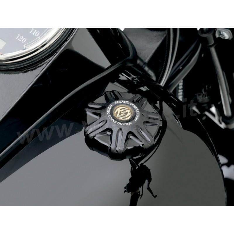Bouchon De Reservoir Rsd Tracker Tech Billet Black Ops