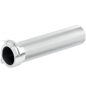 TUBE THROTTLE SLEEVE GAS ALUMINUM CNC FOR HARLEY DAVIDSON