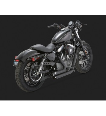 KIT HI-POWER STAGE 1 VANCE & HINES DUKE DARK FOR HARLEY XL SPORTSTER IRON FORTY EIGHT...