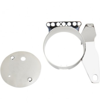 BRACKET RELOCATION SPEEDOMETER CHROME FOR HARLEY DAVIDSON XL SPORTSTER '04-'15
