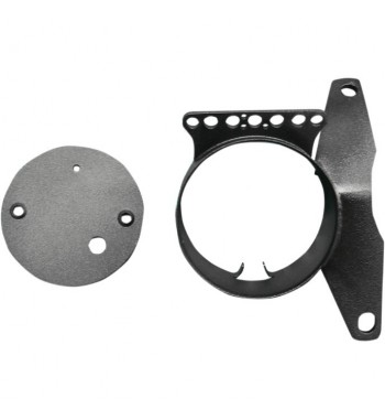 BRACKET RELOCATION SPEEDOMETER BLACK FOR HARLEY DAVIDSON XL SPORTSTER '04-'13