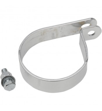 HOSE CLAMP for WASTE FROM TERMINAL 3 ""