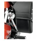 BORSE LATERALI CRUISER TEARDROP CUT-OUT SAGOMATE PER MOTO CUSTOM E HARLEY