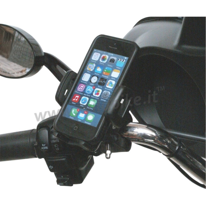 unterst tzung smartphone gps iphone f r motorrad lenker. Black Bedroom Furniture Sets. Home Design Ideas