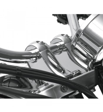 "RISER HANDLEBAR 2"" CHROME FOR TRIUMPH AMERICA"