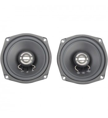 "KIT REAR SPEAKER AUDIO 2 OHM 5.25"" GEN3 FOR HARLEY DAVIDSON FLHT/FLHX '07-'13"