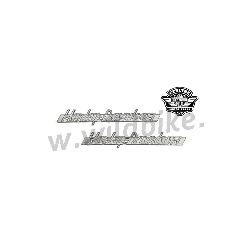 embleme tank mit logo chrom 61774