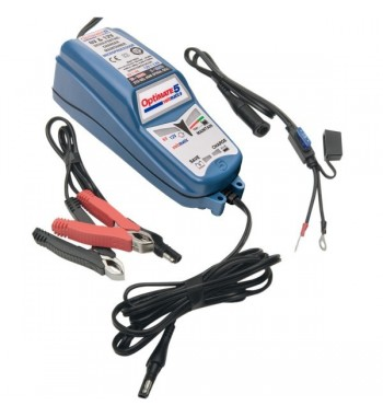 OPTIMATE 5 BATTERY CHARGER TM-222 VOLTMATIC FOR BATTERY MOTORCYCLE