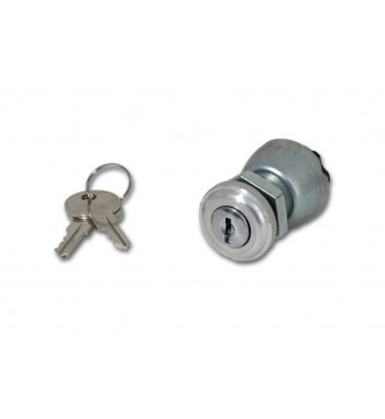 BLOCK SWITCH IGNITION KEY 3 POSITION FOR MOTORCYCLE AND AUTOMOTIVE