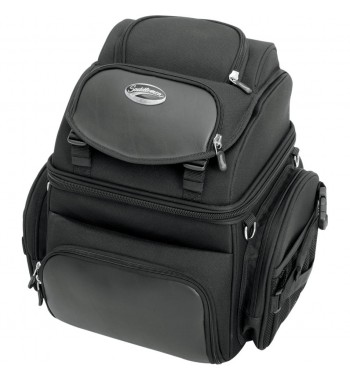 BORSA BIG TRAVEL CASE COMBINATA BR1800 PER MOTO CUSTOM E HARLEY DAVIDSON