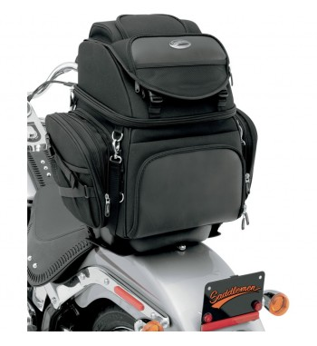 BAG BIG TRAVEL CASE COMBINATION BR3400 FOR CUSTOM MOTORCYCLE AND HARLEY DAVIDSON