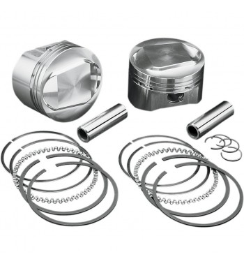 PISTON CONVERSION WISECO KITS 10:1 BORE 883 TO 1200 FOR HARLEY DAVIDSON XL SPORTSTER '86-'16
