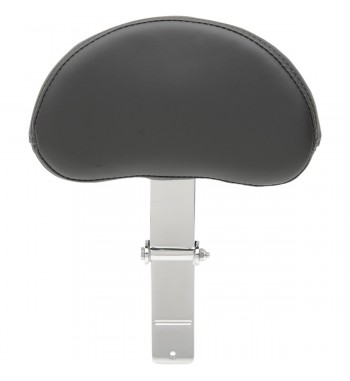 BACKREST DRIVER EZ GLIDE 2 SMALL SMOOTH FOR SEAT Z1R MOTORCYCLE