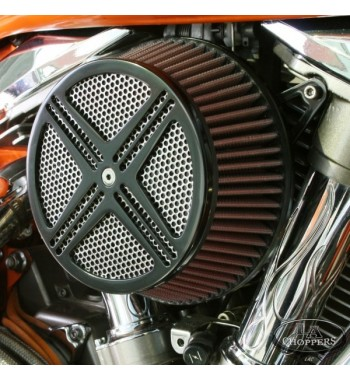 AIR FILTER BIG AIR KIT XXX BLACK FOR YAMAHA XVS 1300 CUSTOM