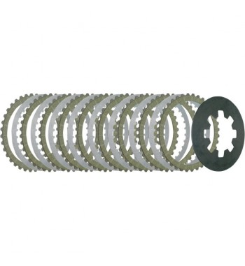 EXTRA PLATE CLUTCH KIT HIGH PERFORMANCE KEVLAR®/STEEL HARLEY DAVIDSON XL SPORTSTER '91-'17