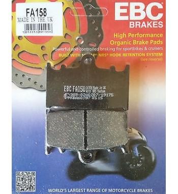 FRONT BRAKE PAD DRAG ORGANIC KEVLAR® FOR KAWASAKI VN1700 CLASSIC/VOYAGER '09-'16