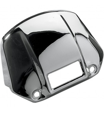 VISOR CHROME WITH CUT-OUT FOR HEADLIGHT HARLEY DAVIDSON XL SPORTSTER