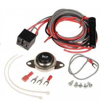 COMPLETE WIRING KIT AIR HORN FOR CARS,MOTORCYCLE AND HARLEY DAVIDSON