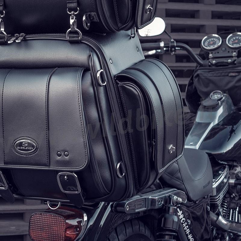 Sissybar Bags Travel Classic Set Bike Cd3600 For Custom