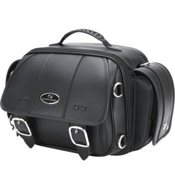 SISSYBAR BAGS TRAVEL CLASSIC BIKE CD1700 FOR CUSTOM MOTORCYCLE AND HARLEY DAVIDSON