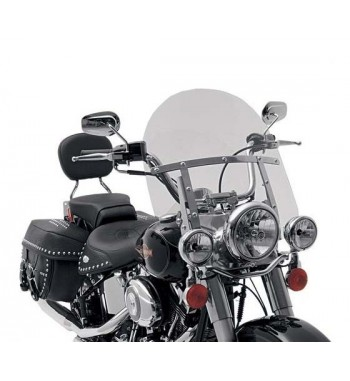 "MEMPHIS FATS WINDSHIELD FROM 17 ""FOR KAWASAKI VN 900 CLASSIC"