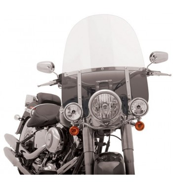 "MEMPHIS FATS WINDSHIELD FROM 21"" FOR KAWASAKI VN 900 CLASSIC"