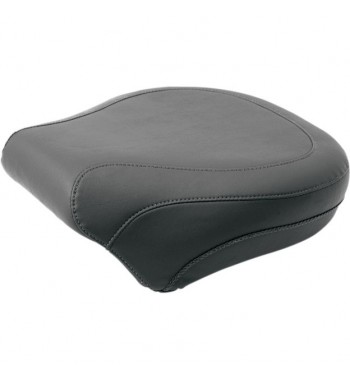 MUSTANG PILLION PAD SEAT FOR HARLEY DAVIDSON FXST/FLST SOFTAIL'06-'17