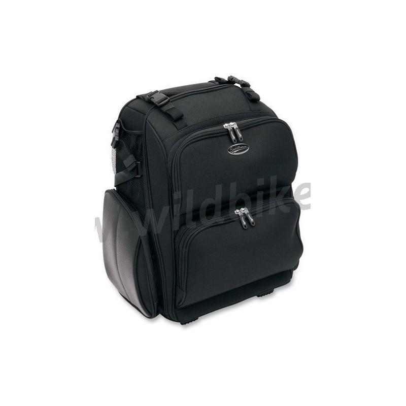 sac de voyage extensible sdp2600 pour sissybar custom moto et harley davidson. Black Bedroom Furniture Sets. Home Design Ideas