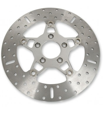 FRONT BRAKE ROTOR FLOATING SERIES ROUND EBC FOR HARLEY DAVIDSON BIG TWIN/TWIN CAM '00-'14