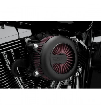 AIR FILTER VANCE & HINES VO2 ROGUE BLACK HARLEY DAVIDSON XL SPORTSTER SPORTSTER '91-'18