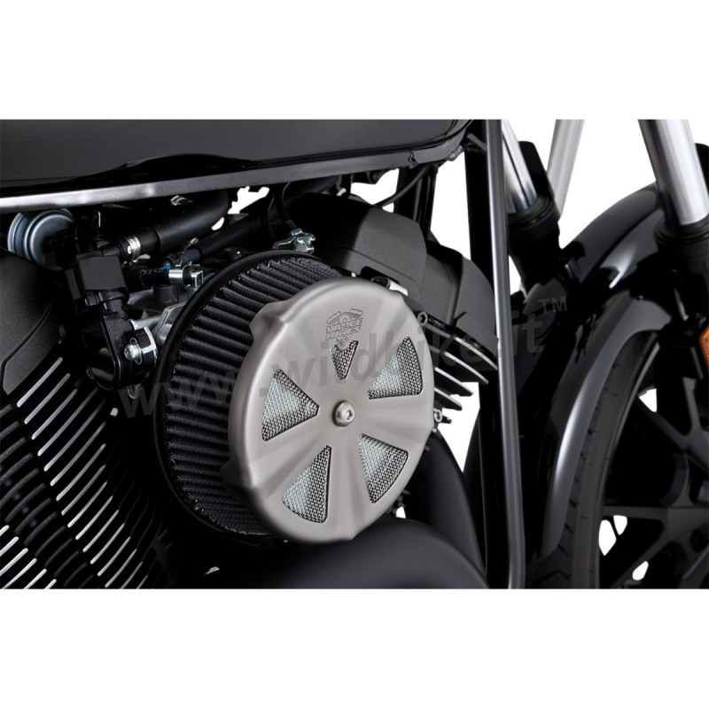 Kit air filter intake vance hines vo2 for yamaha scr950 for Vance and hines air intake yamaha bolt