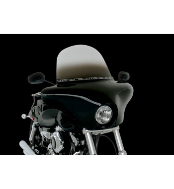 PARABREZZA CARENATURA BATWING FAIRING HARLEY DAVIDSON XL 1200X FORTY EIGHT '10-'17