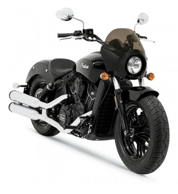 PARABREZZA CUPOLINO CAFE RACER FAIRING PER INDIAN SCOUT '15-'18