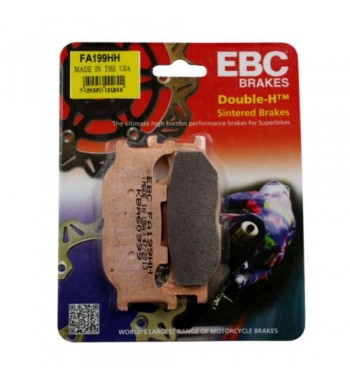 FRONT BRAKE PAD EBC HH SINTERED® FOR YAMAHA XVS 1100 DRAGSTAR